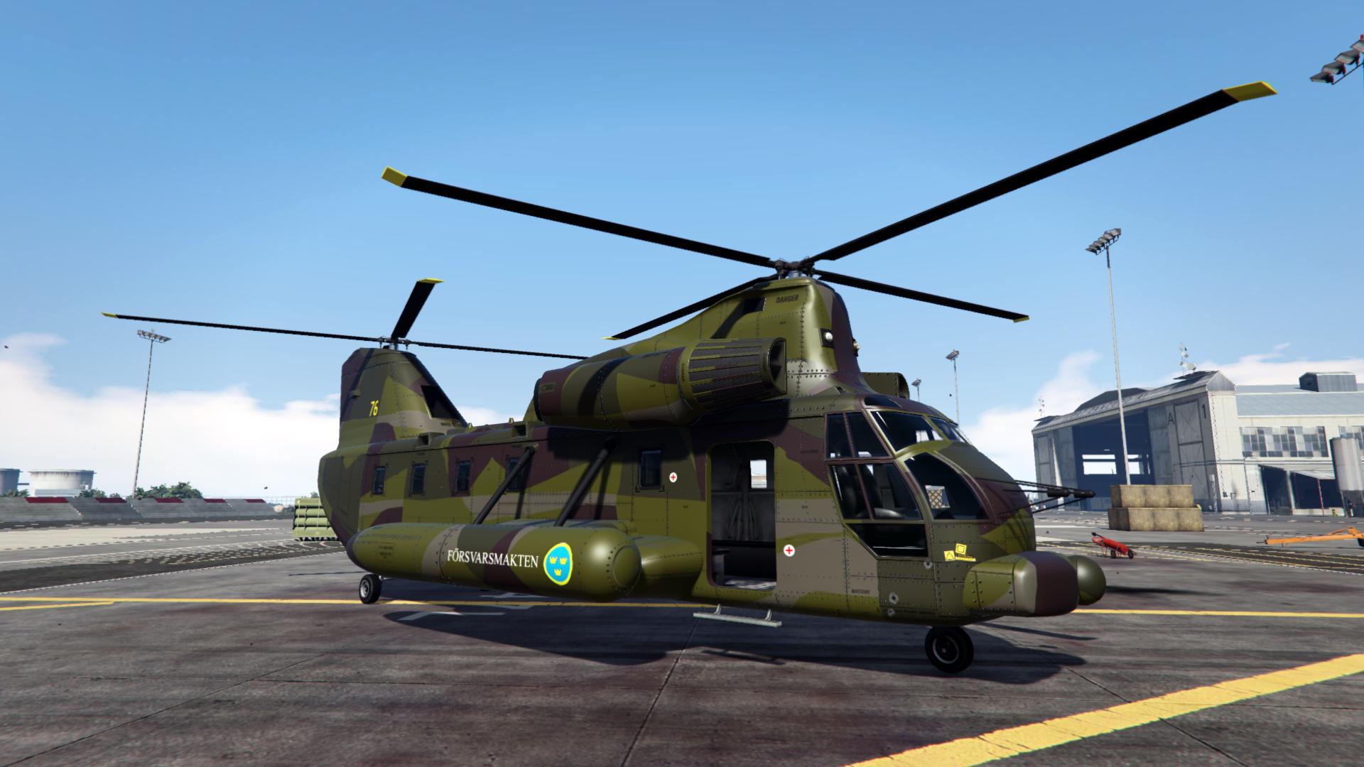 Swedish Armed Forces (Försvarsmakten) Pack GTA5 Mods com
