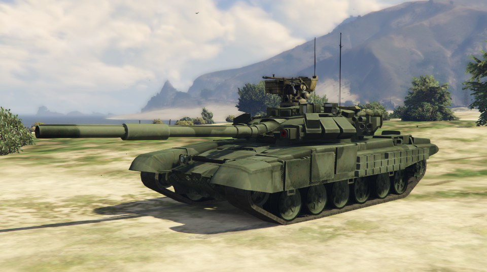 how to get a tank in gta 5 online