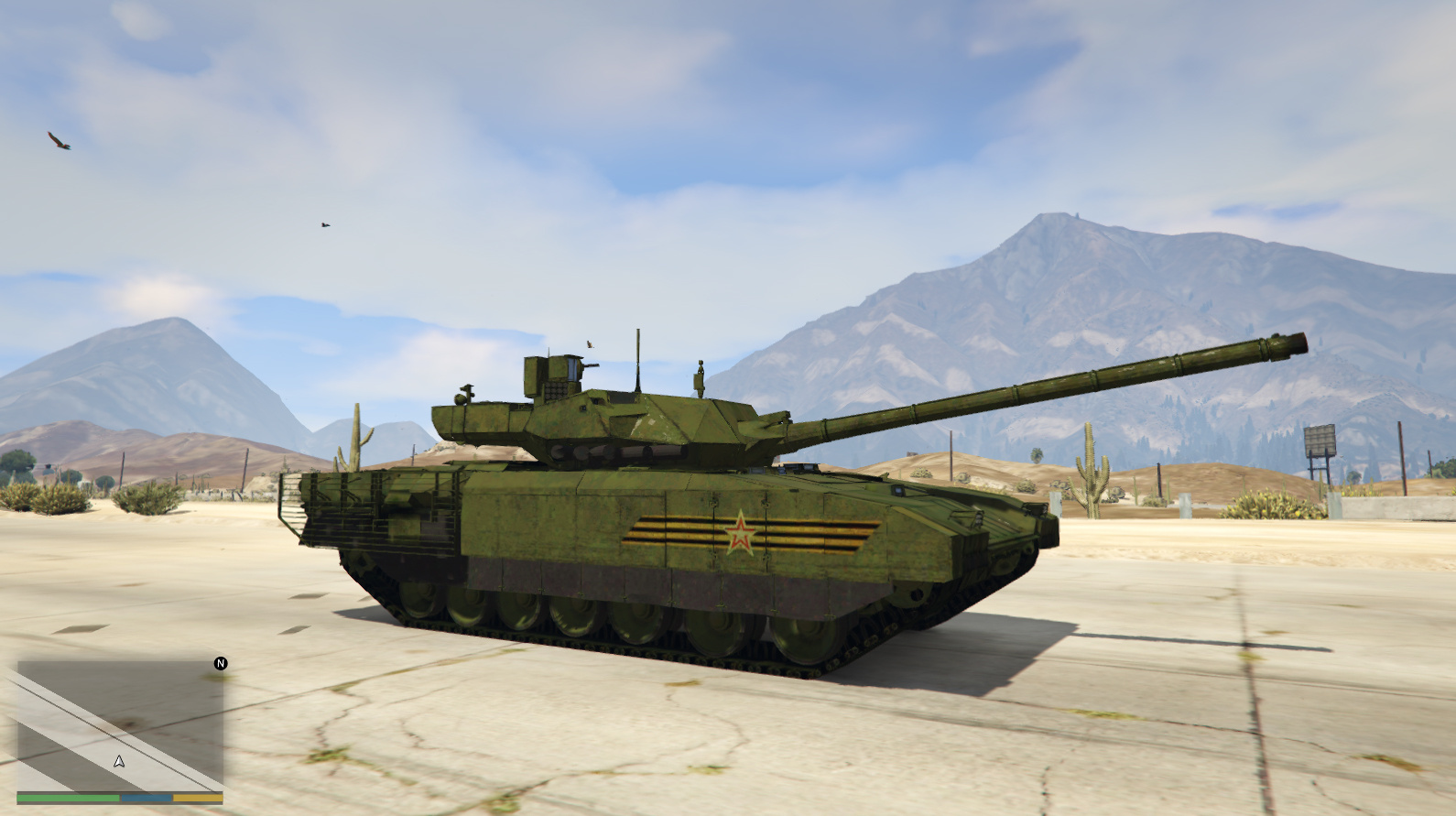 t 14 armata add on gta5. Black Bedroom Furniture Sets. Home Design Ideas