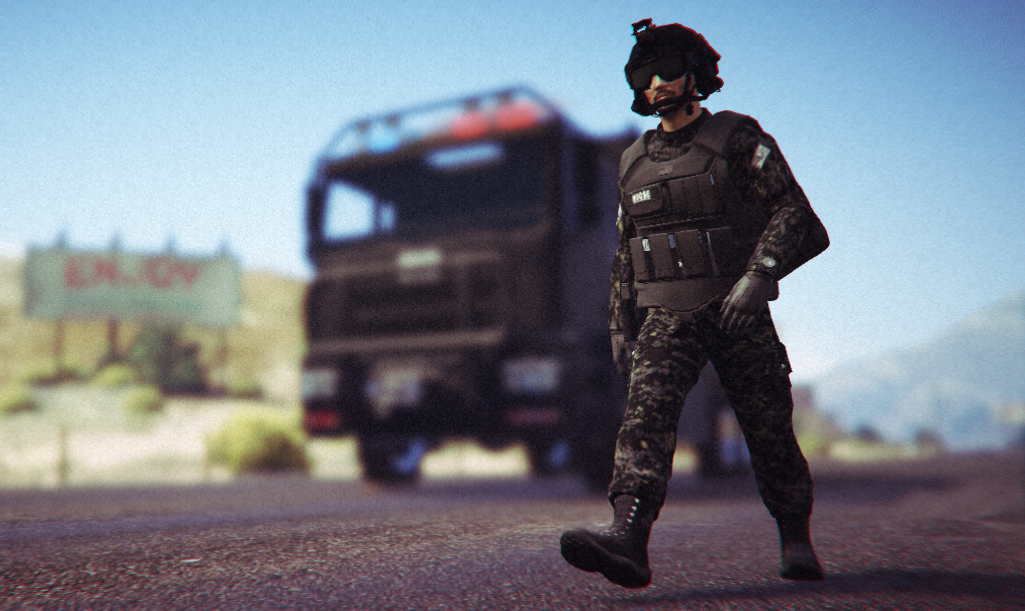 Tactical Helmet for MP character - GTA5-Mods.com