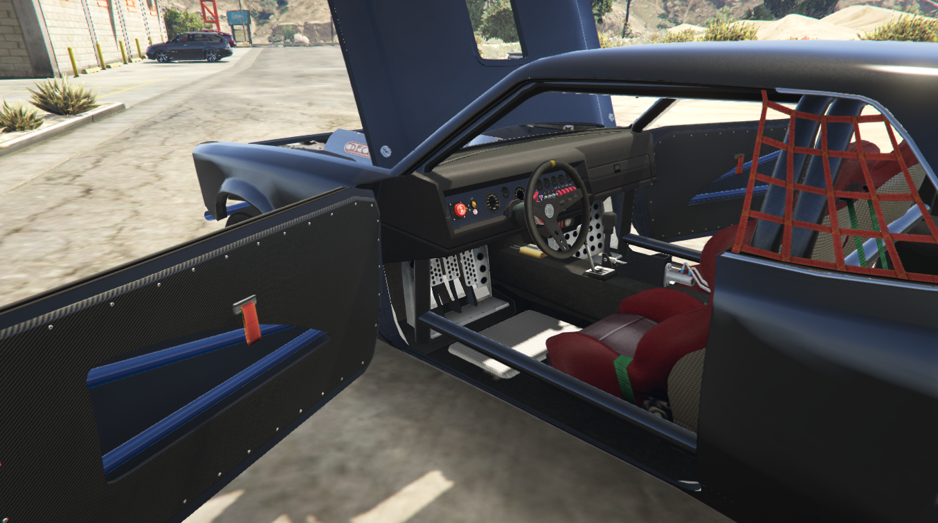 how to get stock car in gta 5