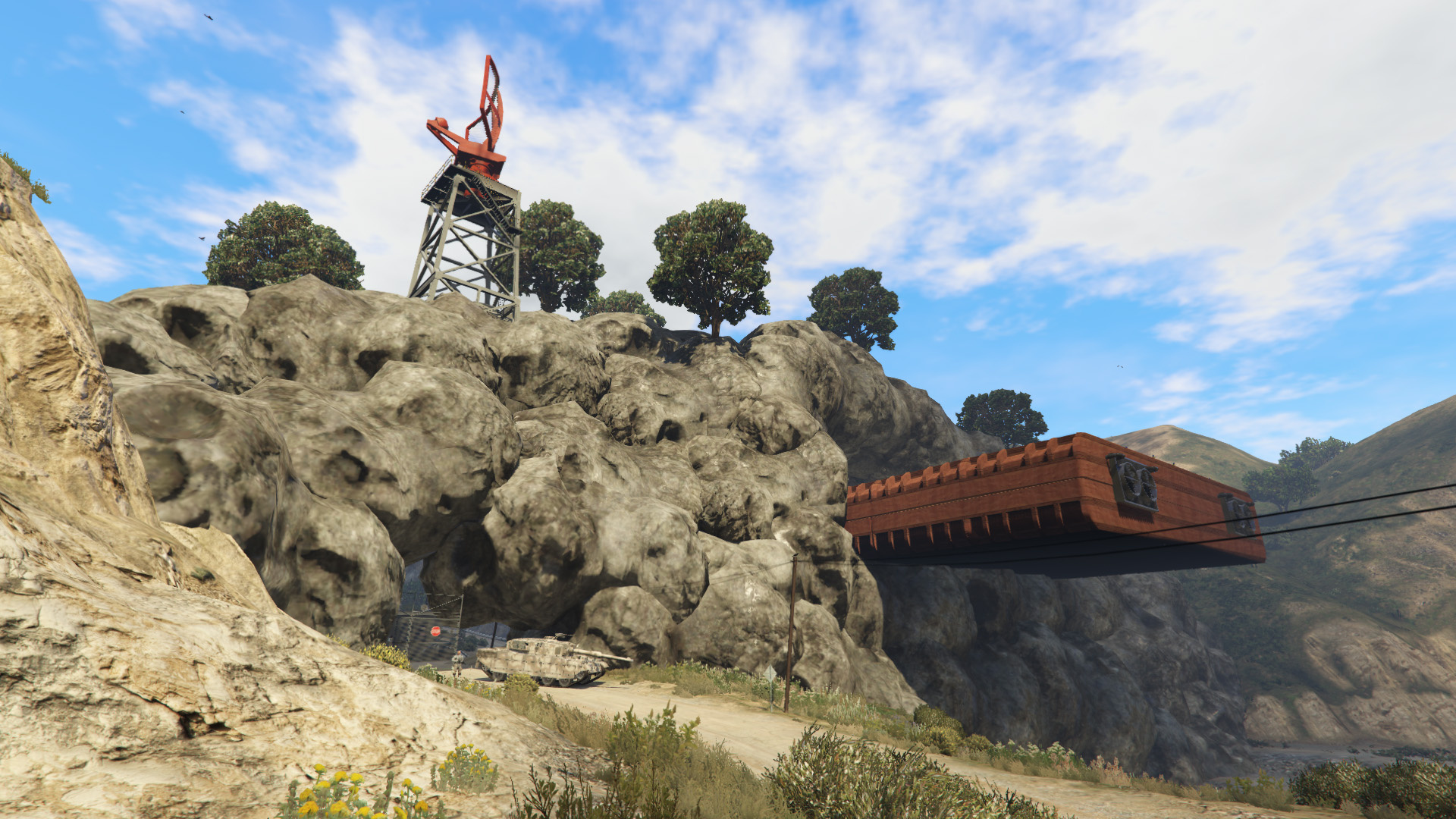tataviam cave military base gta5 mods com