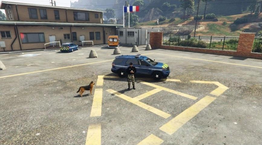 maitre chien gendarmerie salaire