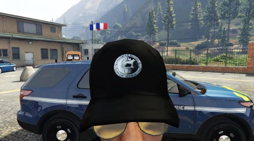 tenue ma u00eetre chien gendarmerie