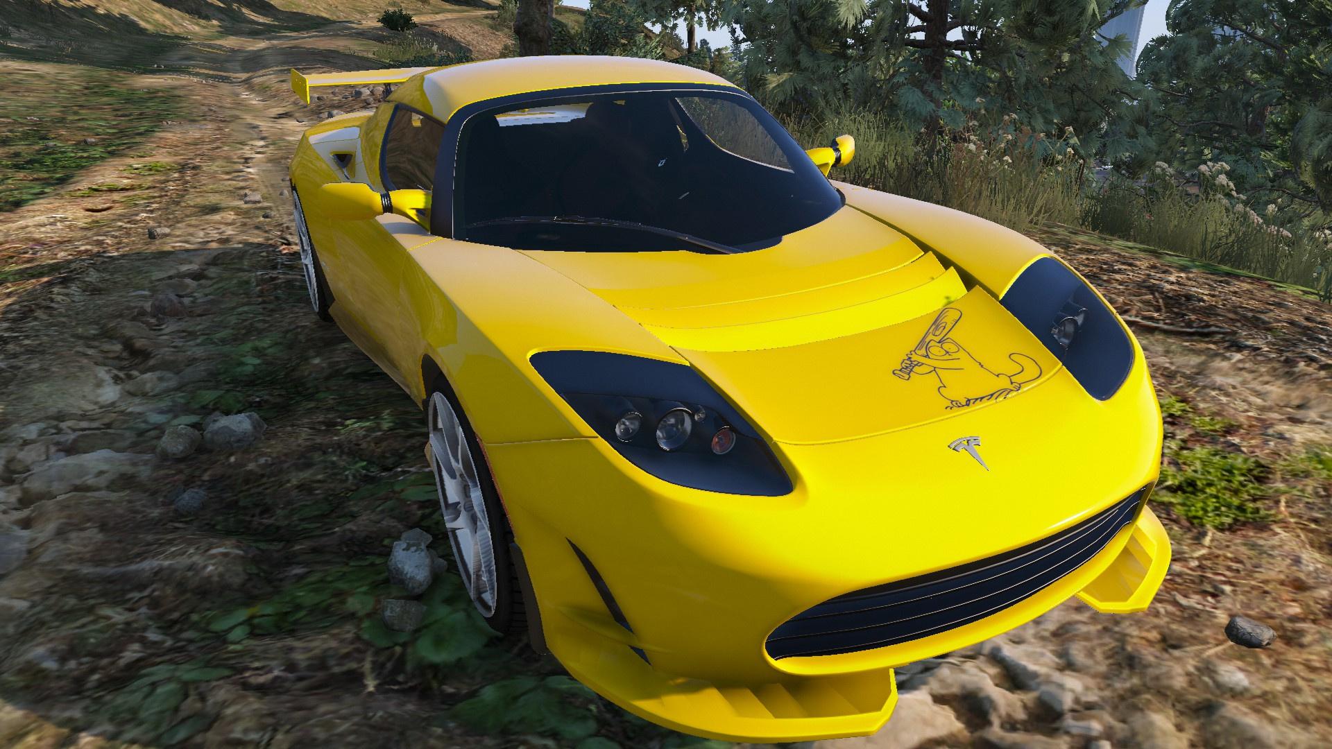 Tesla roadster 1.0