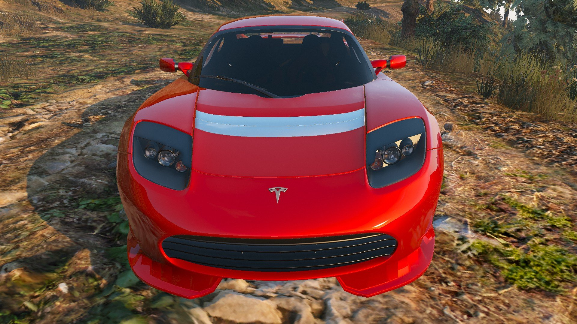 2011 Tesla Roadster Sport Gta5 Mods Com