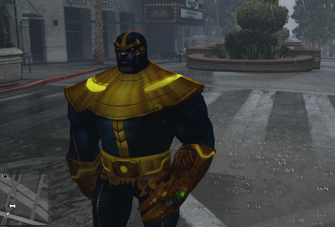 Thanos - GTA5-Mods com