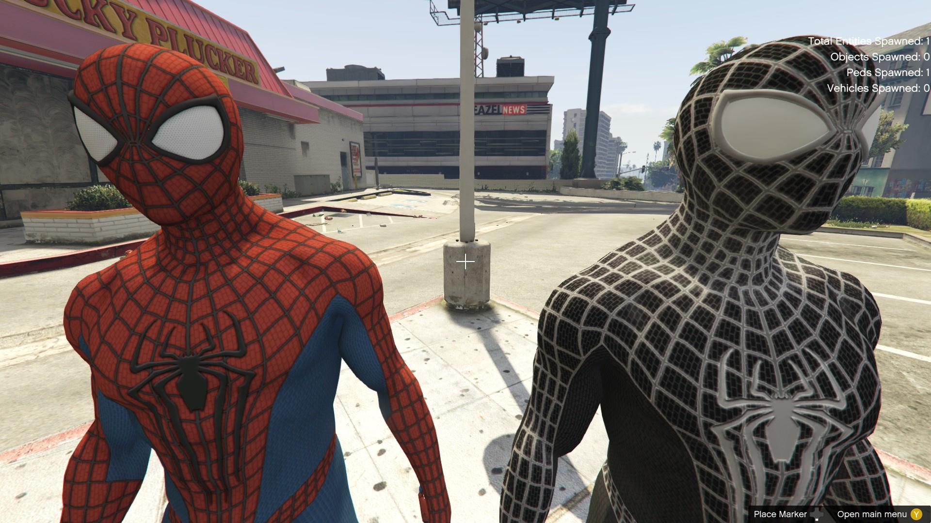 the amazing spider man - photo #18