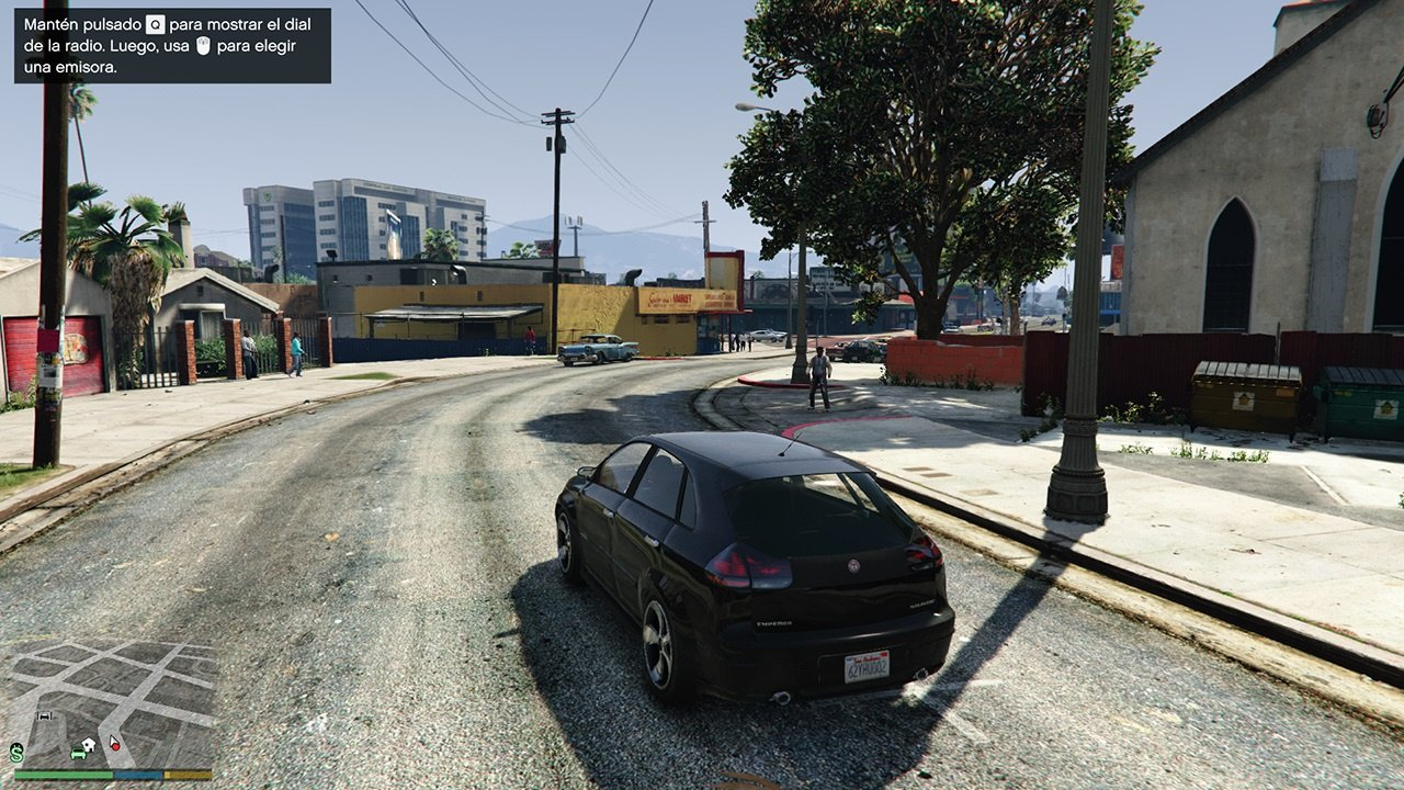 Best Graphics Configuration Quality/Performance - GTA5 ...