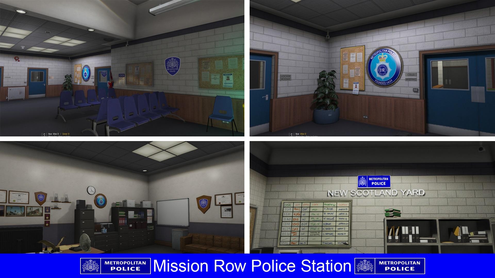 The Metropolitan Emergency Station Pack DLC  GTA5Modscom