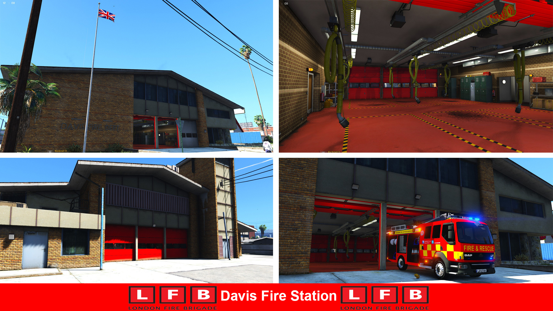 The Metropolitan Emergency Station Pack [DLC] - GTA5-Mods com
