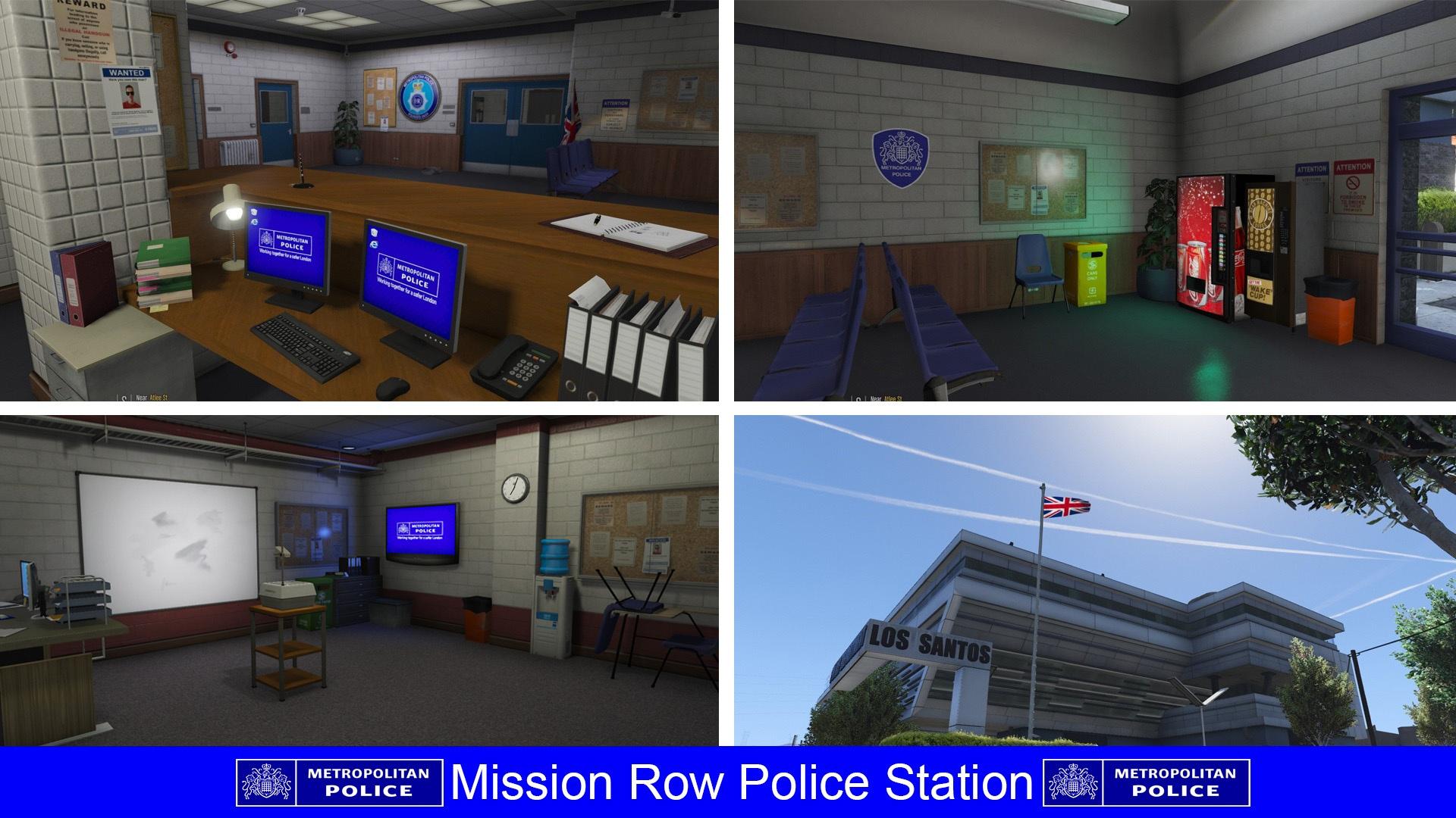 The Metropolitan Emergency Station Pack [DLC] - GTA5-Mods.com