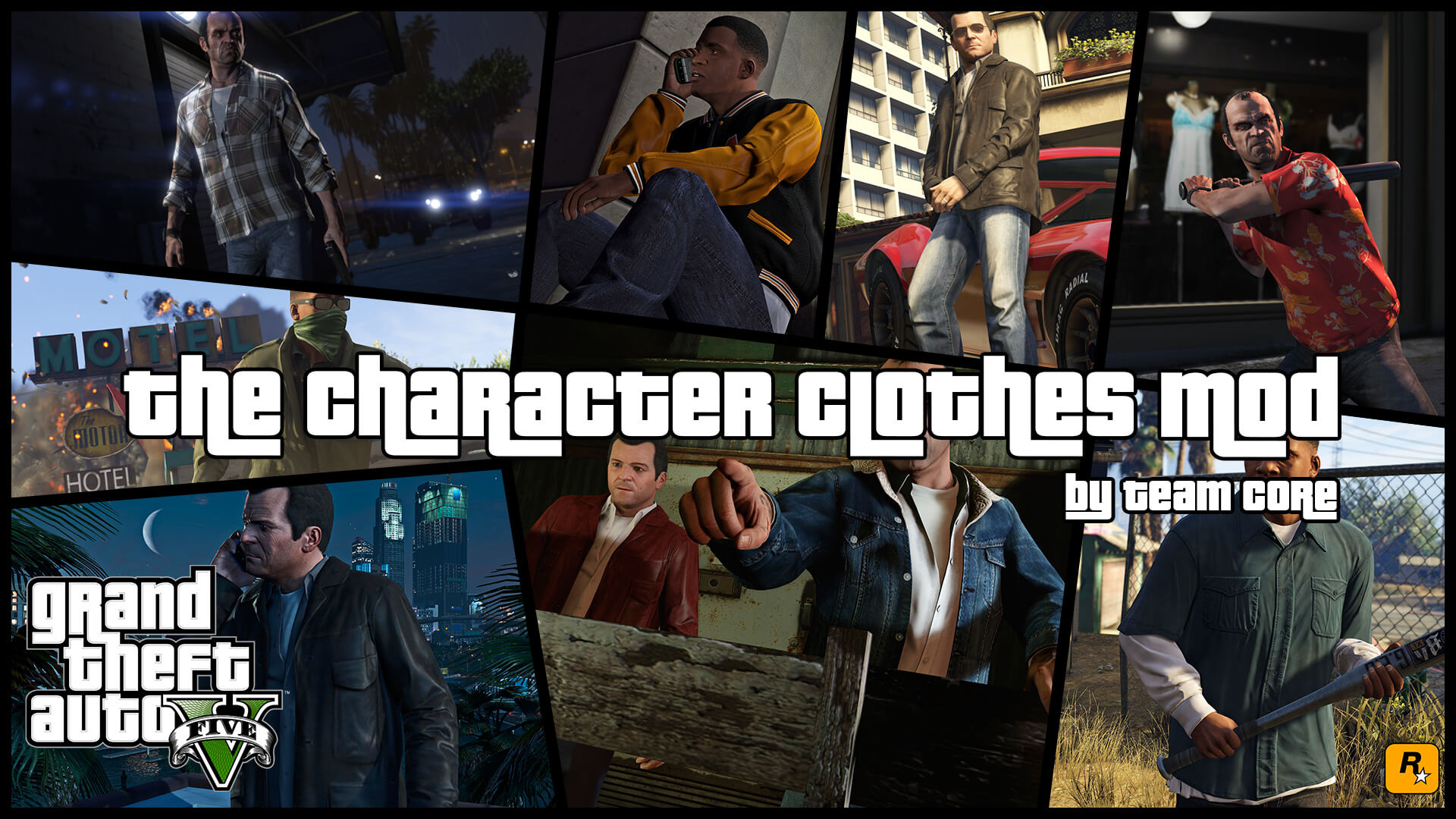 The character clothes mod gta5 mods b32388 the character clothes mod mainimage d199c8 gta thecharacterclothesmod menusystem voltagebd Images