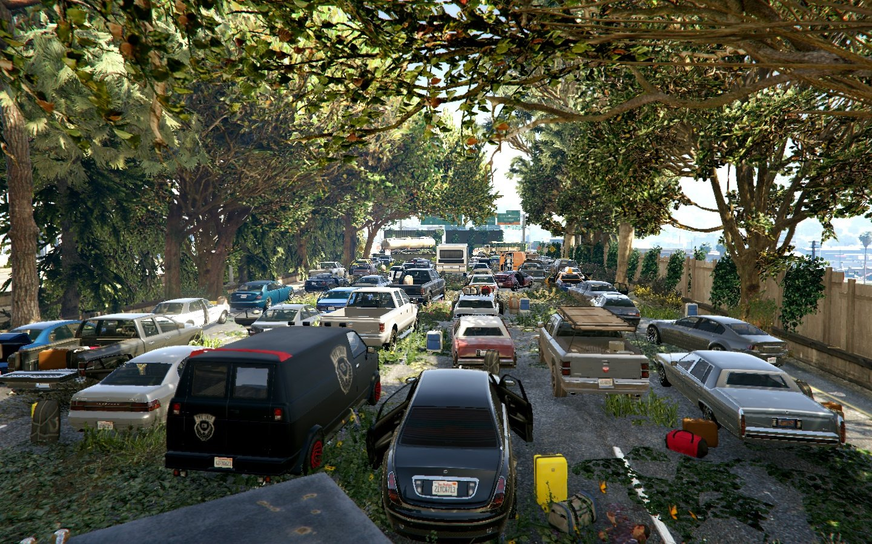 The Dead Among Us Project  Zombie Maps Menyoo  GTA5Modscom