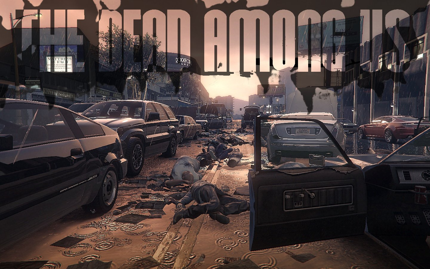 The Dead Among Us Project - Zombie Maps [Menyoo] - GTA5-Mods.com