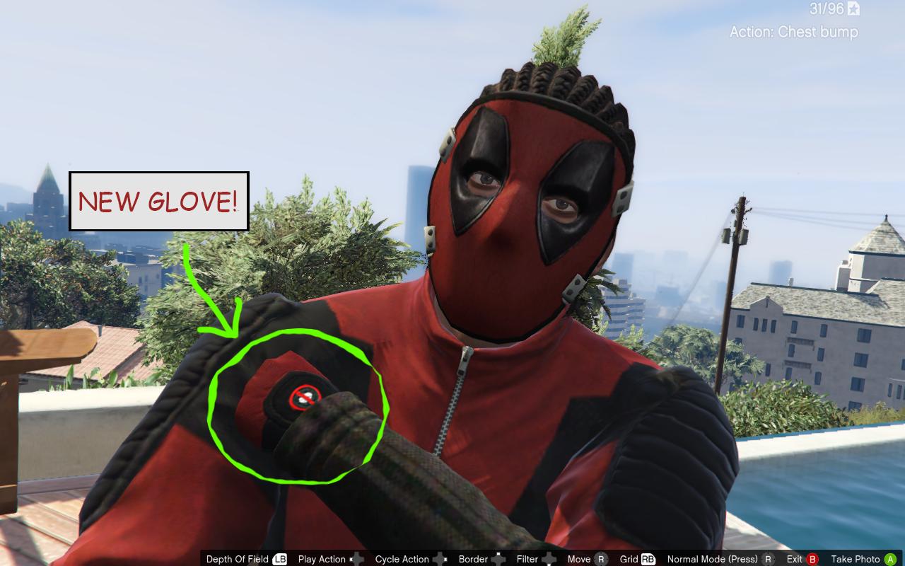 The Deadpool Mod Gta5 Modscom