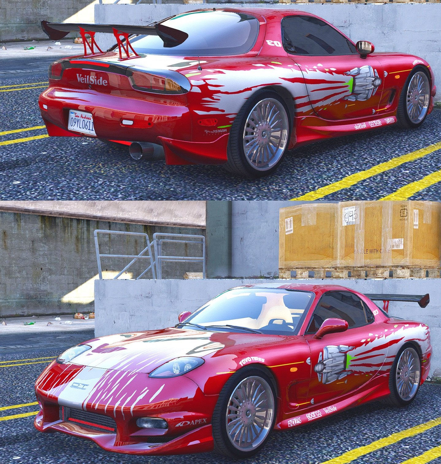 The Fast and the Furious Cars Pack 2 [Add-On  Animated] - GTA5-Mods.com