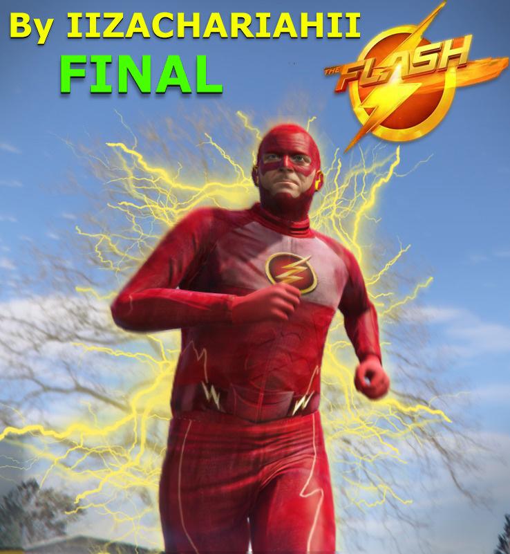 the flash texture mod gta5 mods com