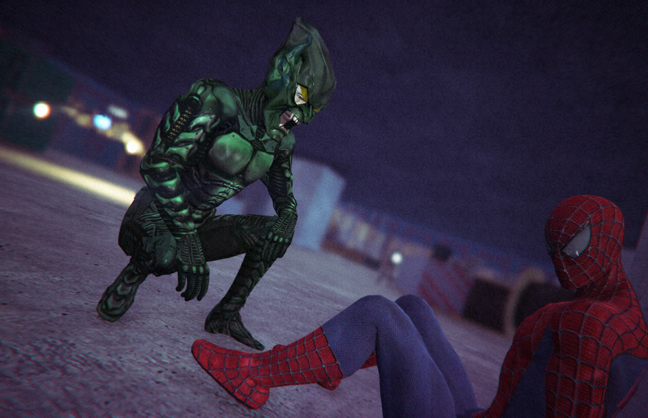 The Green Goblin (Willem Dafoe) [Add-On Ped] - GTA5-Mods.com