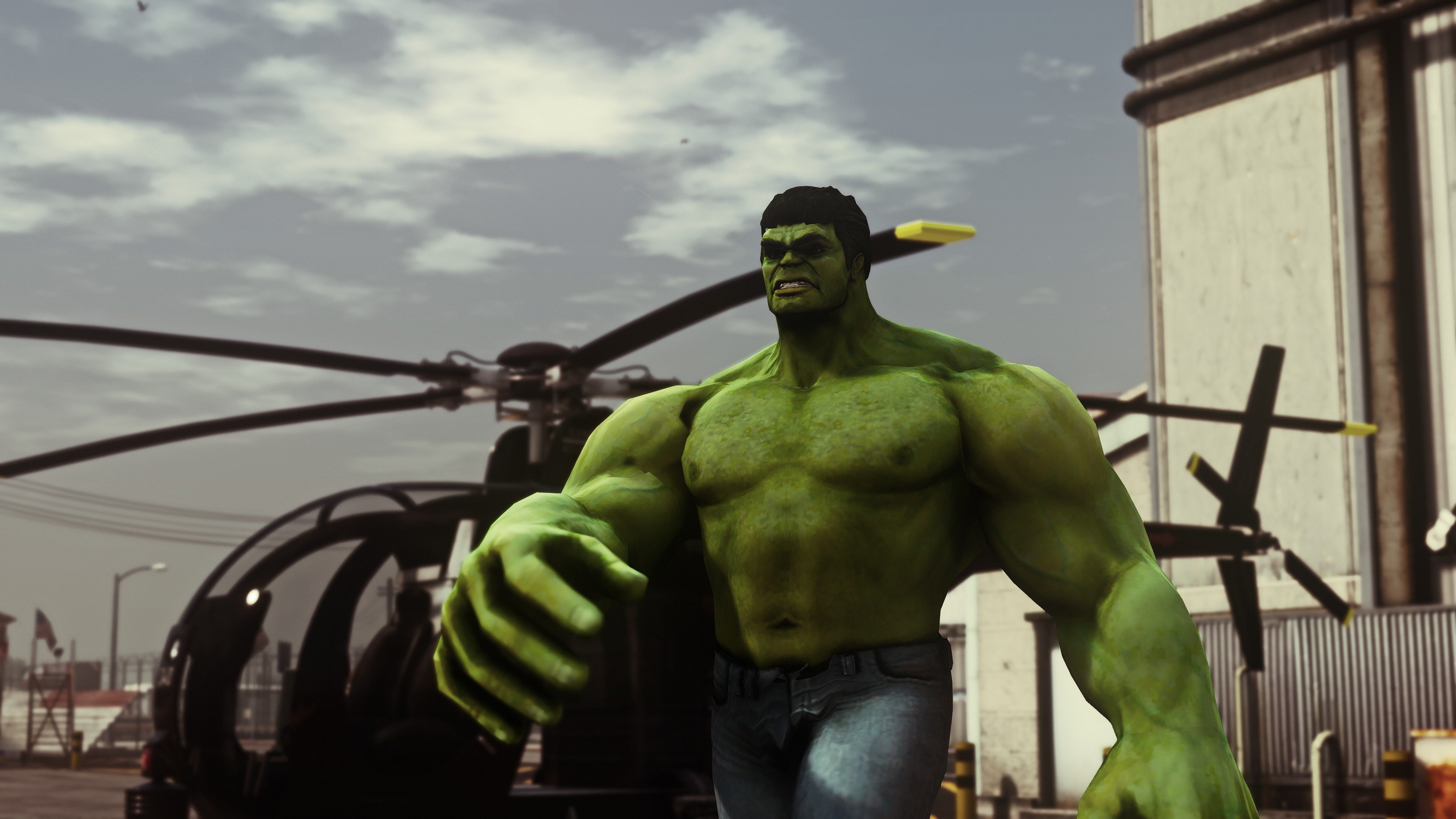 Hulk (Avengers & Age Of Ultron) [Add-On] - GTA5-Mods com