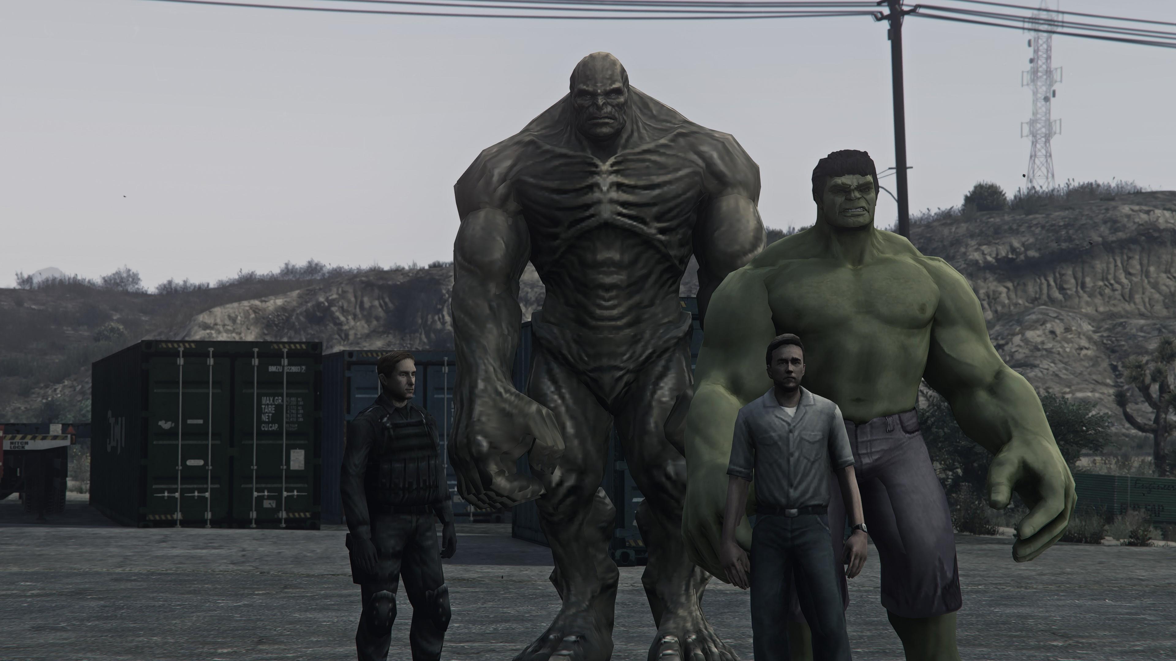Hulk (Avengers & Age Of Ultron) [Add-On] - GTA5-Mods com