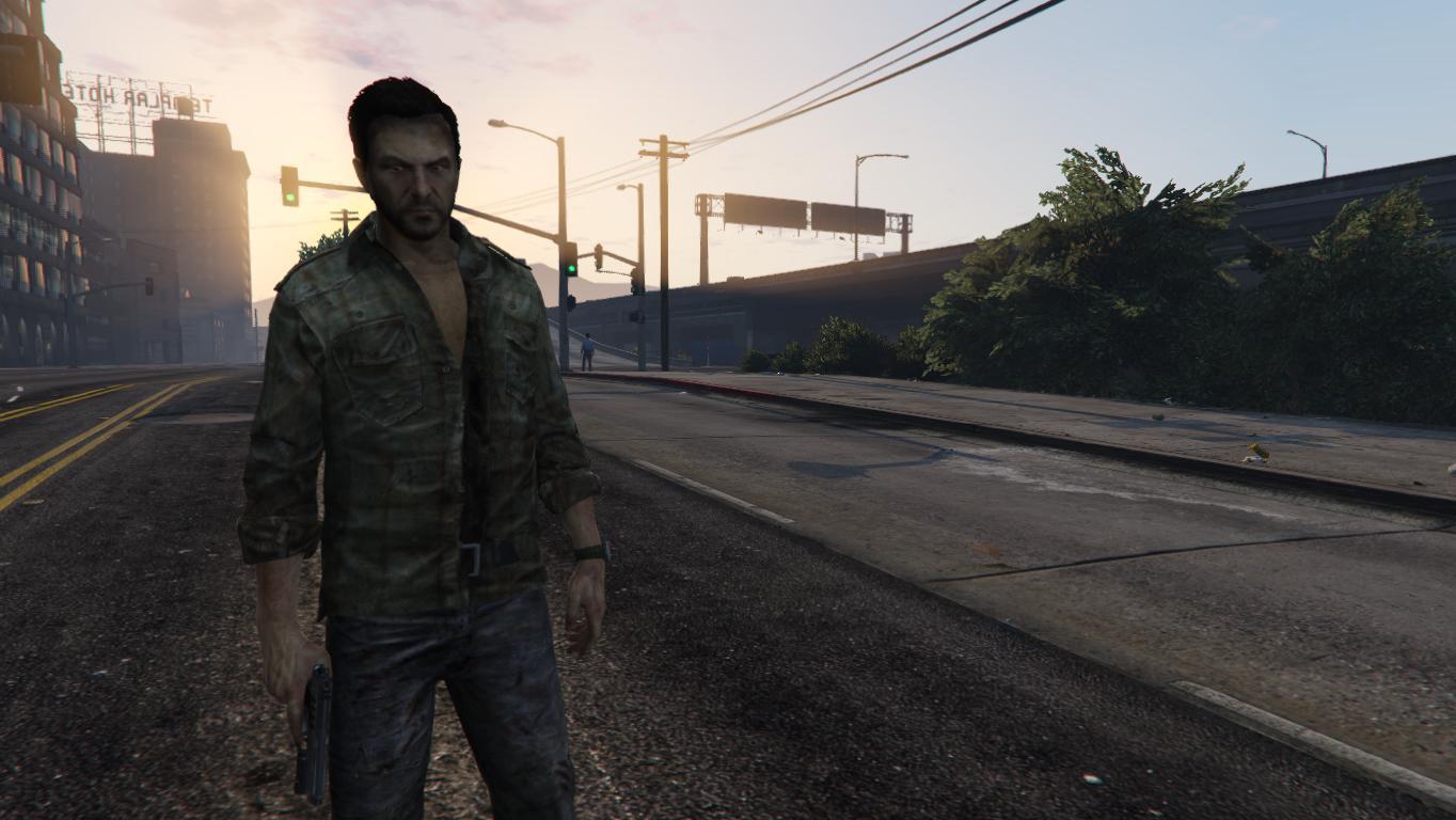 Joel (The Last of Us) Ped Model - GTA5-Mods.com