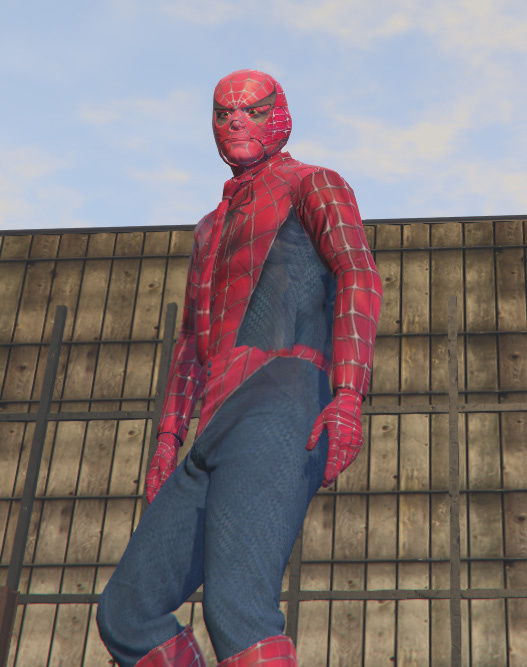Spiderman - GTA5-Mods com