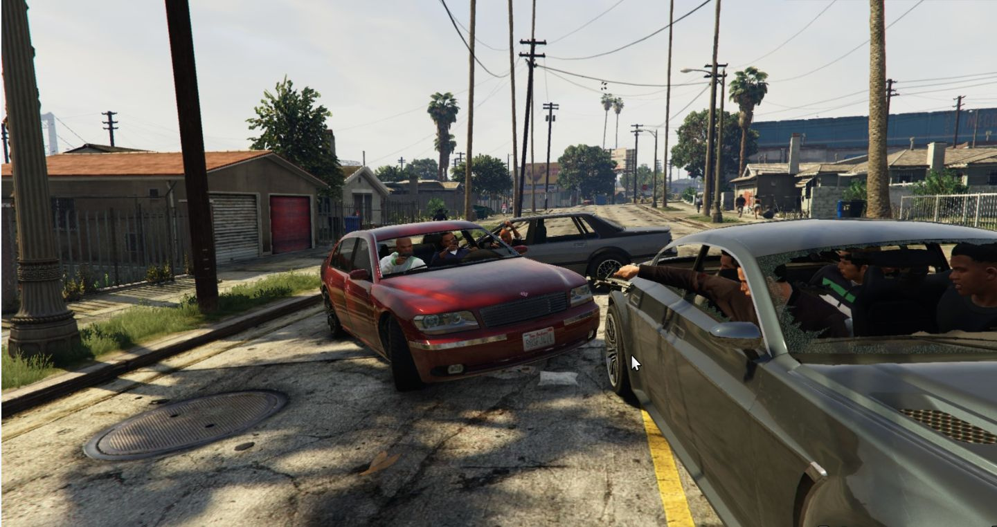 The Red House (new heists and missions) - GTA5-Mods com