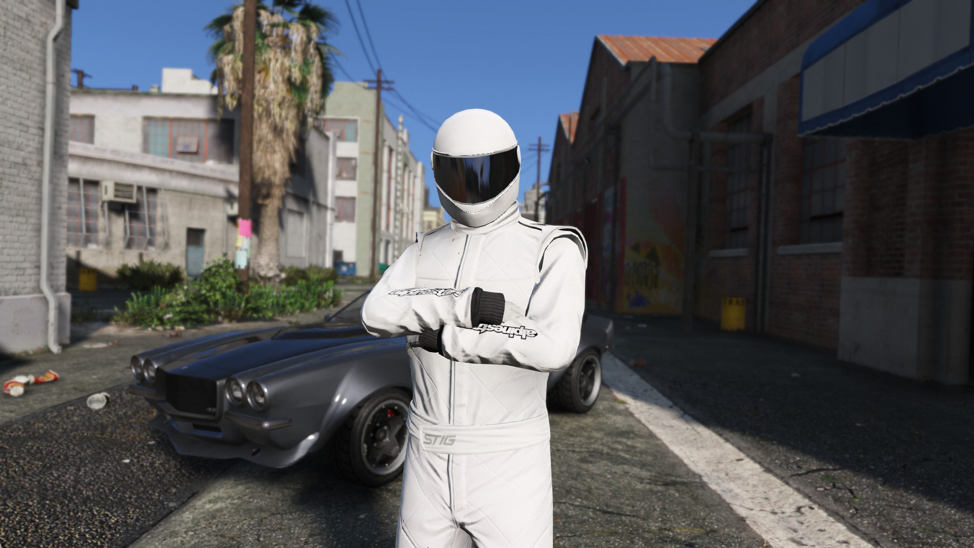 The Stig Racing Suit - GTA5-Mods.com