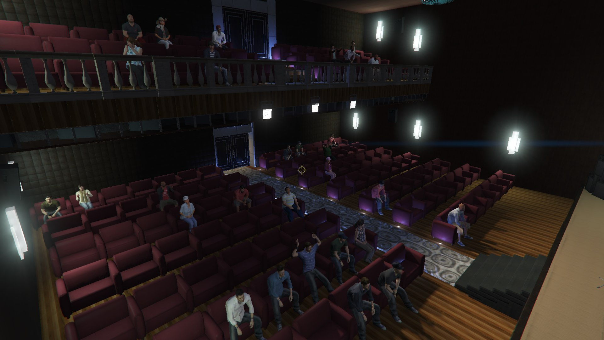 Theater Interior Gta5 Mods Com