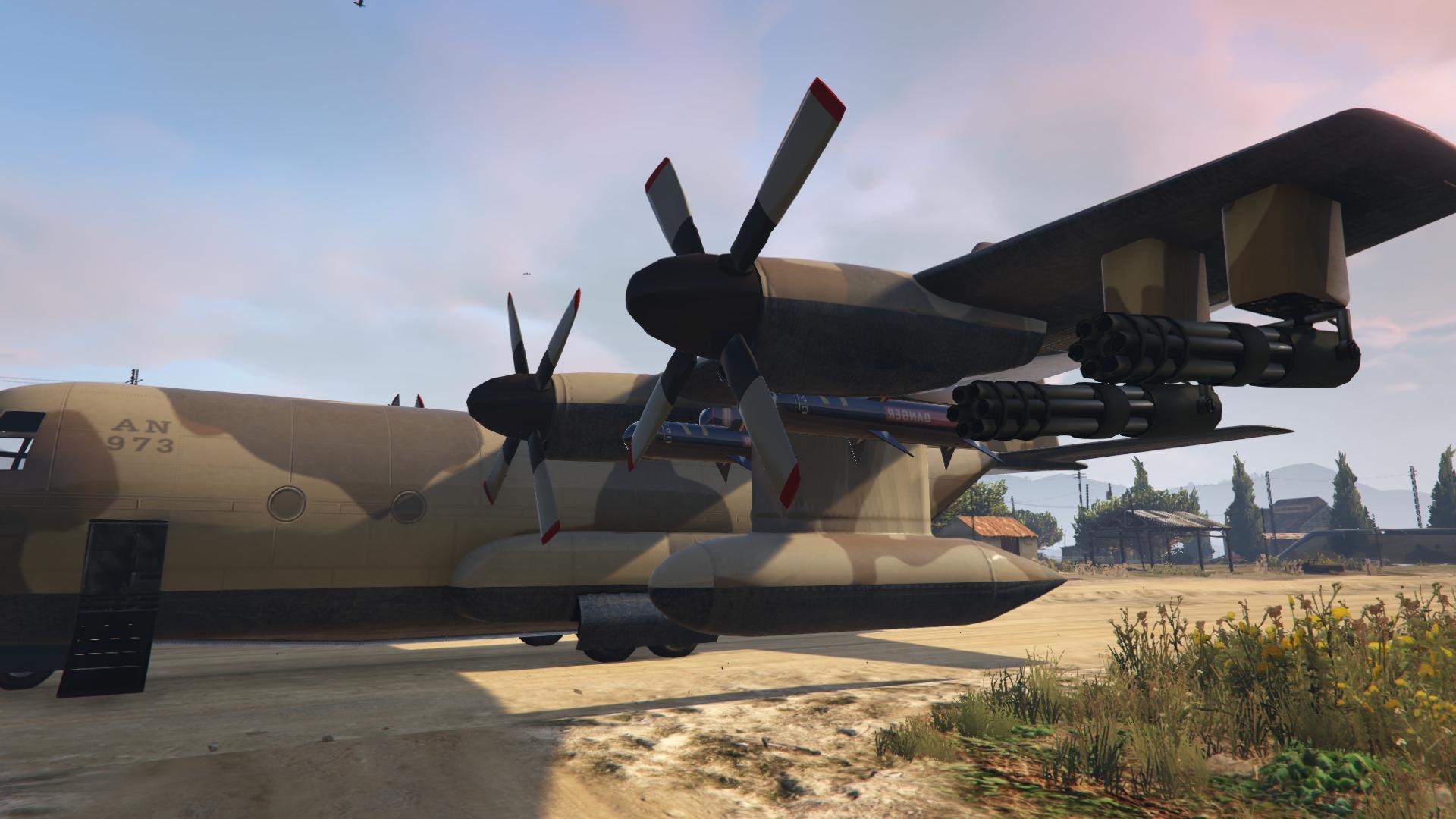 Titan Seaplane [Add-On / Replace] - GTA5-Mods.com