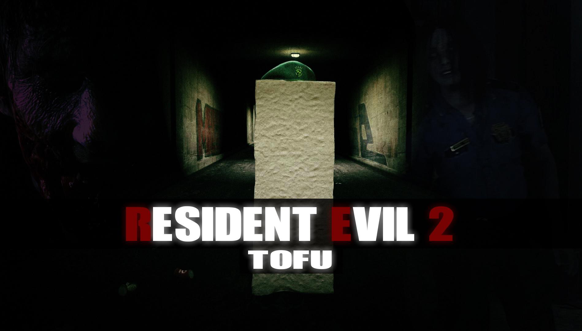Tofu Resident Evil 2 Remake - GTA5-Mods com