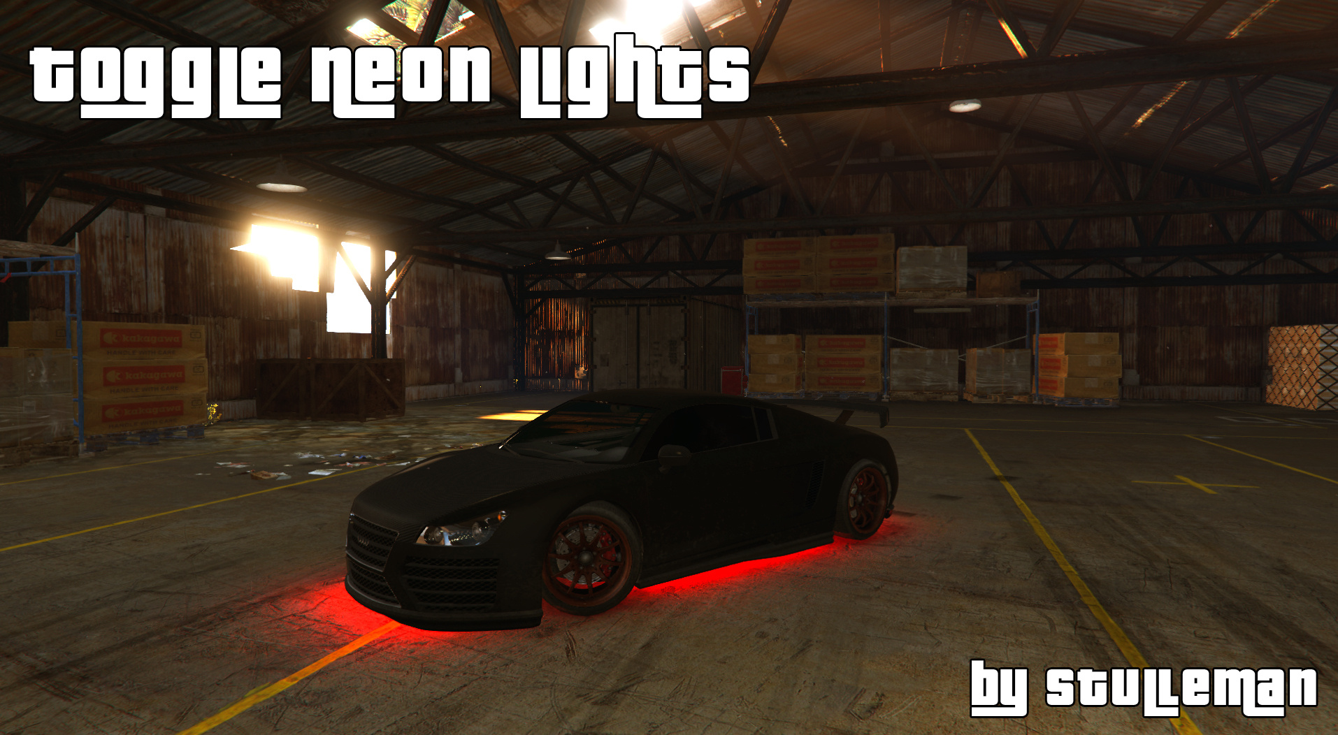 Neonlights - GTA5-Mods com