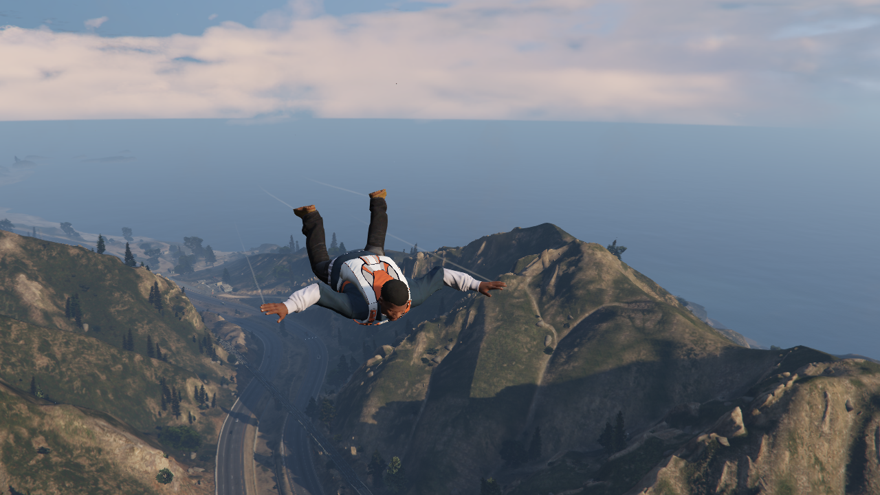 how to get parachute in gta 5