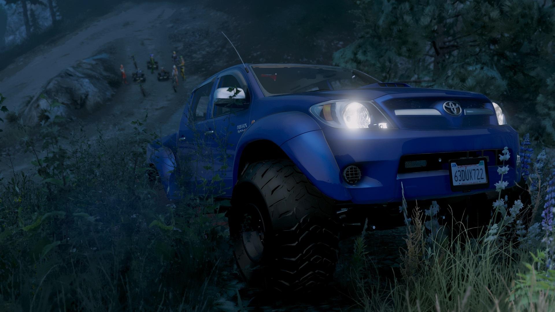 2007 Top Gear Toyota Hilux At38 Arctic Trucks Add On