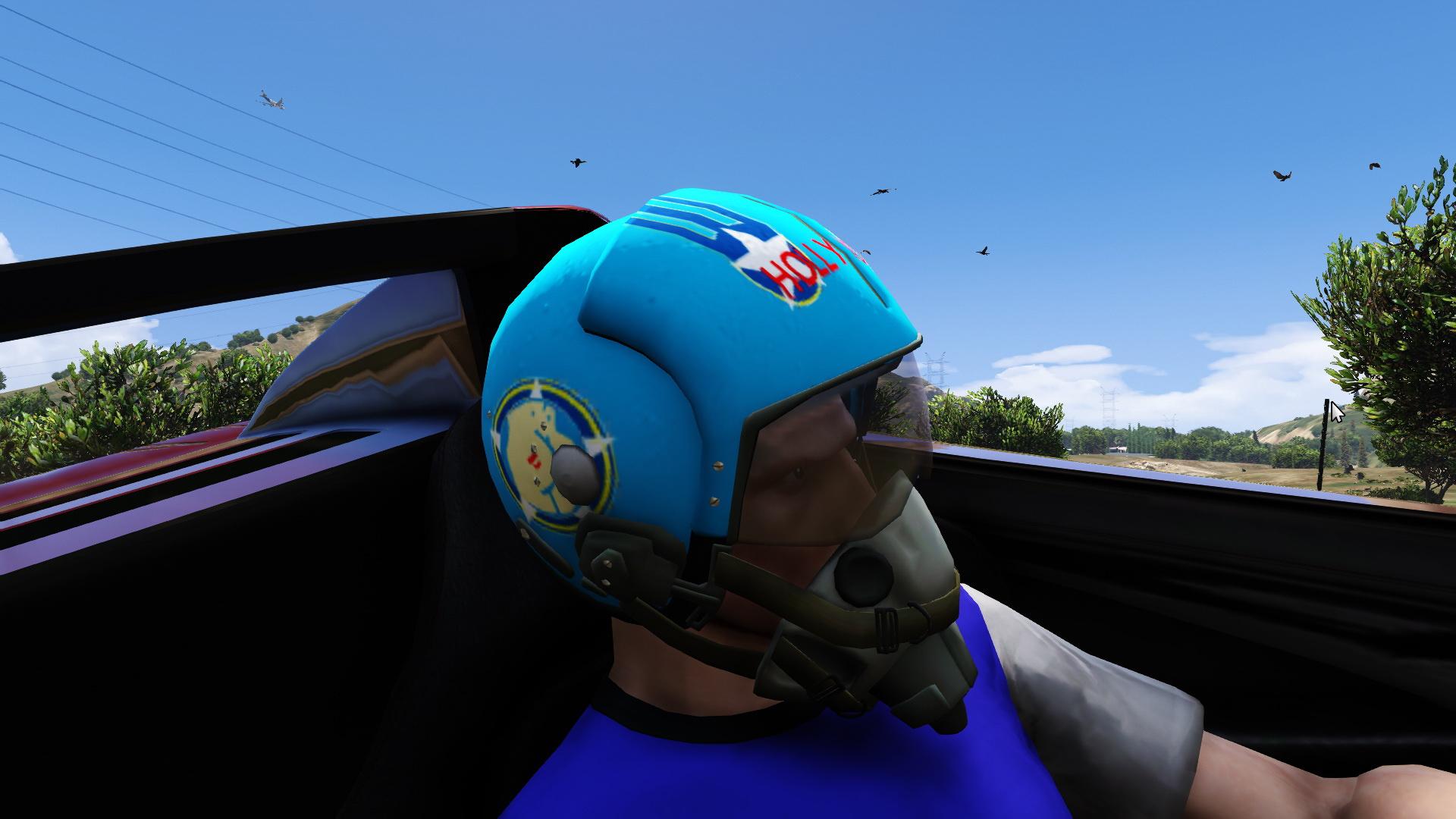 Flight Helmets For Sp Gta5 Modscom