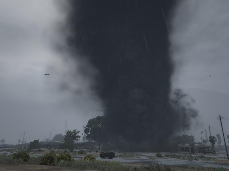 Gta V Tornado