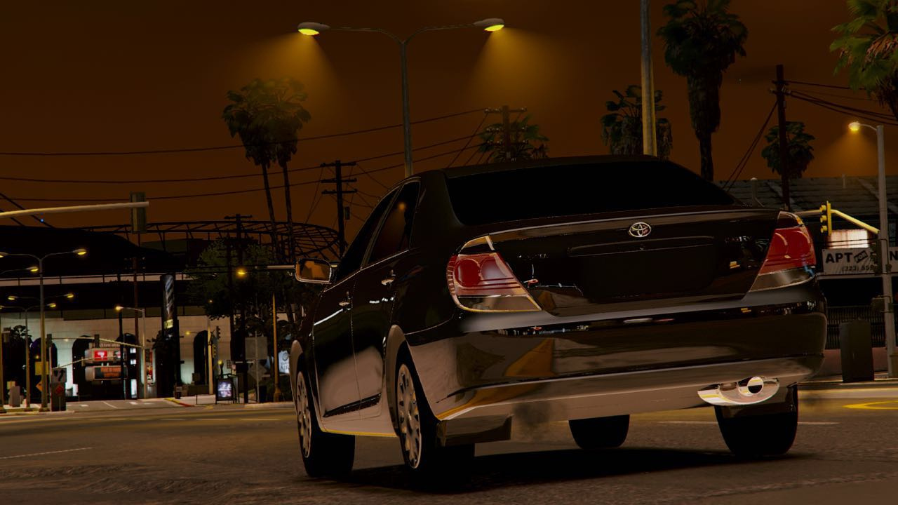 toyota camry 2006 standard gta5. Black Bedroom Furniture Sets. Home Design Ideas