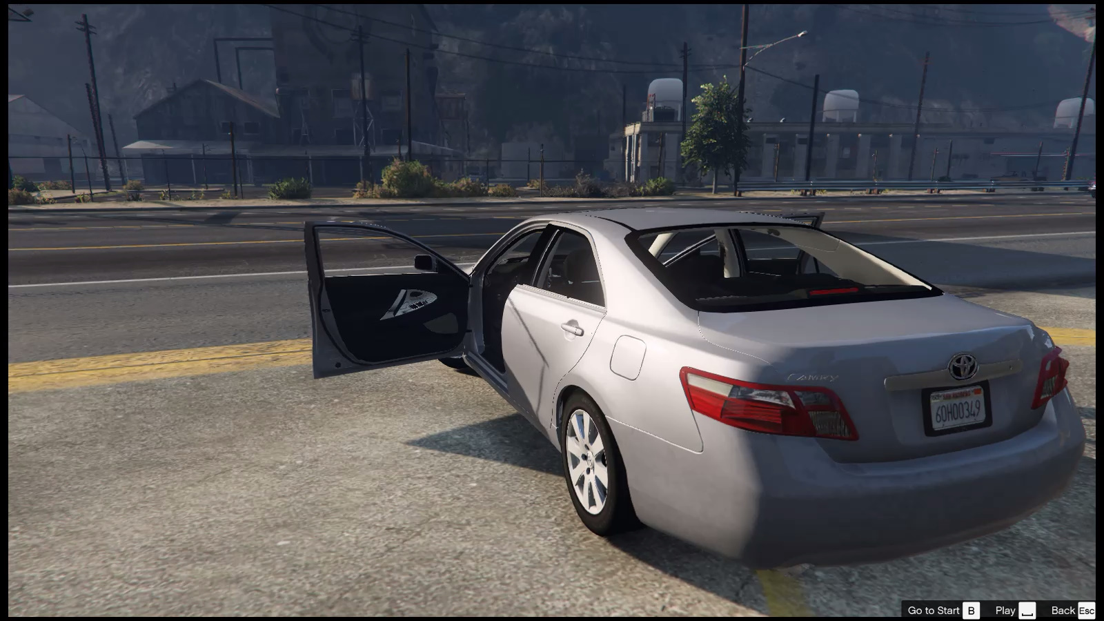 2007 toyota camry gta5. Black Bedroom Furniture Sets. Home Design Ideas