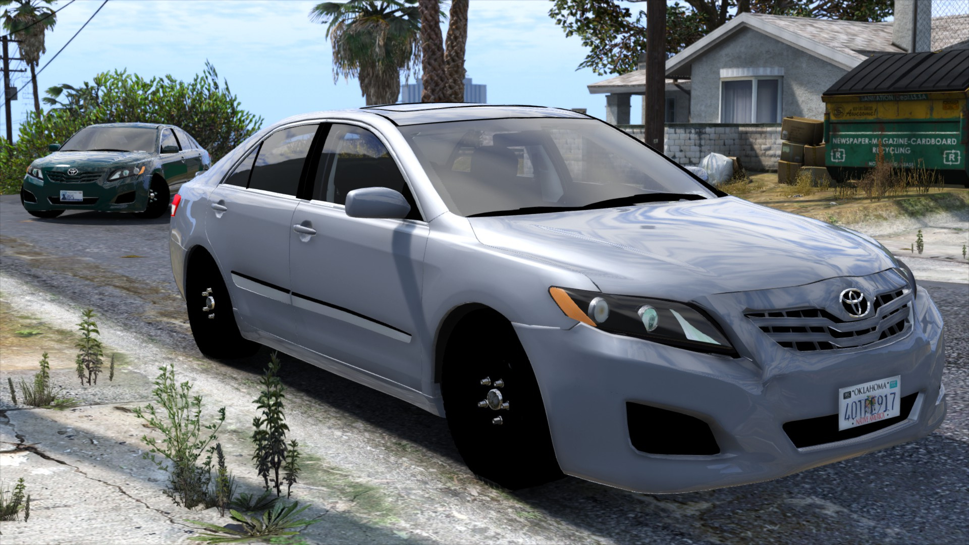 toyota camry 2011 arab drifting rims gta5. Black Bedroom Furniture Sets. Home Design Ideas