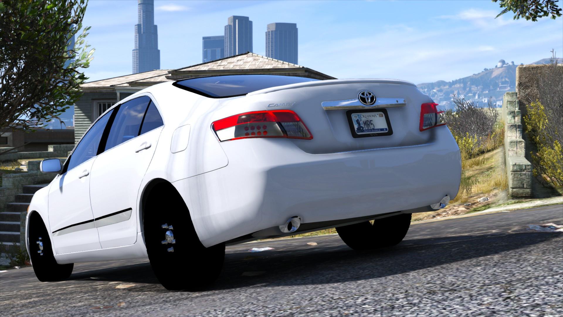 Toyota Camry 2011 + Arab Drifting Rims - GTA5-Mods.com