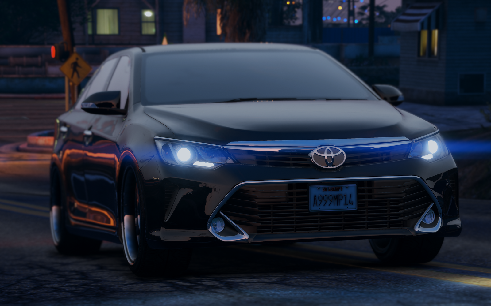 Toyota Camry 2016 [Add-On / Replace] - GTA5-Mods.com