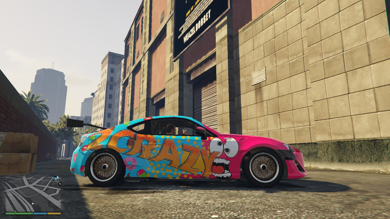 Toyota Gt86 Livery 2 Crazy Design Inspired By Jp