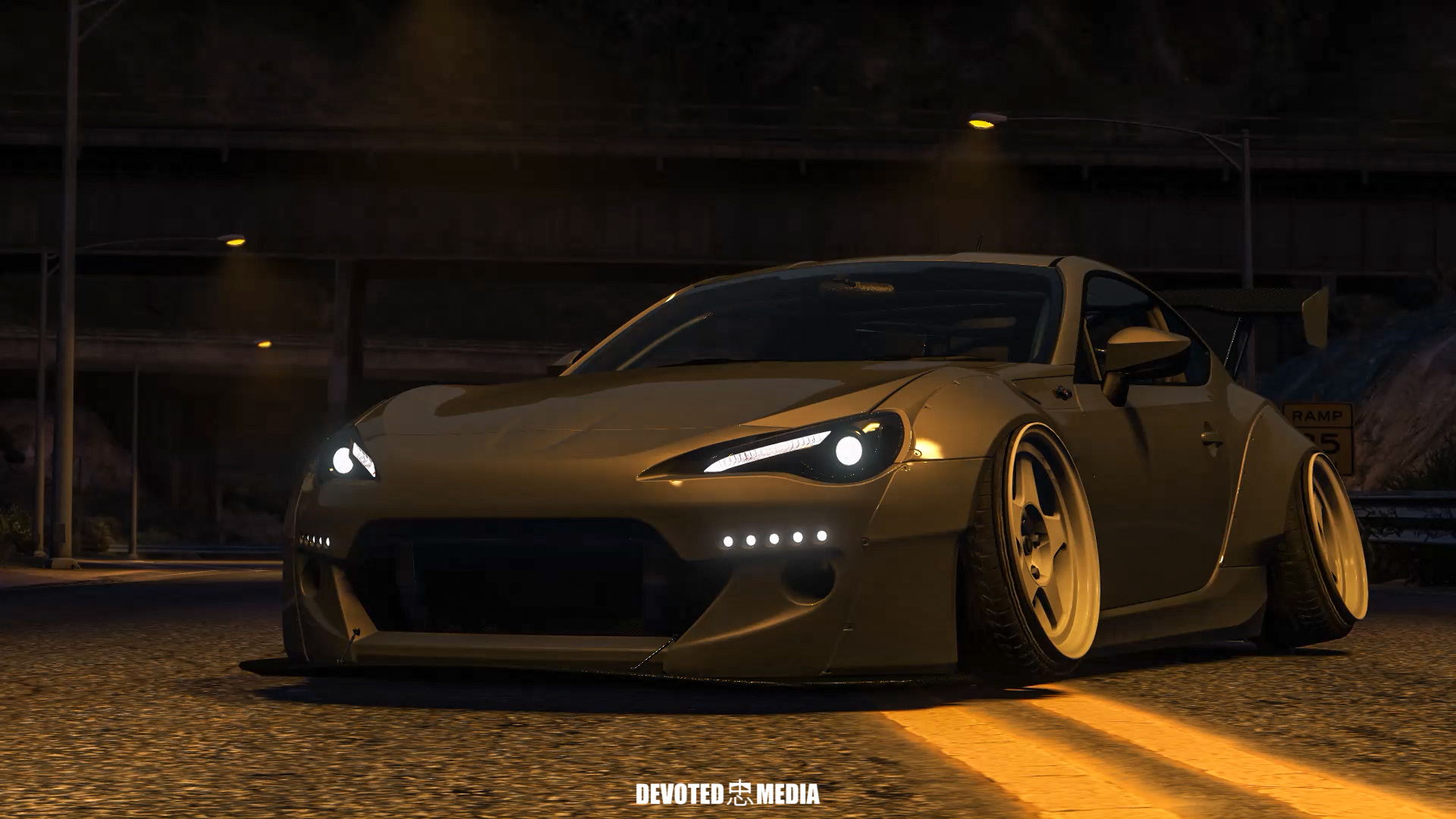 Toyota Gt86 Super Tuning Add On Gta5 Mods Com