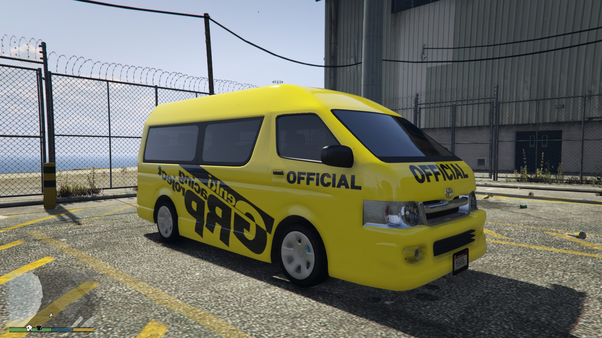 toyota hiace tokyo xtreme racer 3 paint job gta5. Black Bedroom Furniture Sets. Home Design Ideas