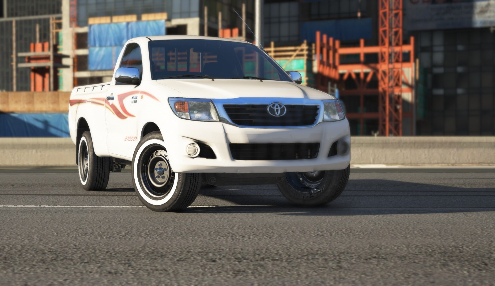 Toyota Hilux Vigo 2012-2015 [Add-On   Version 3   Livery