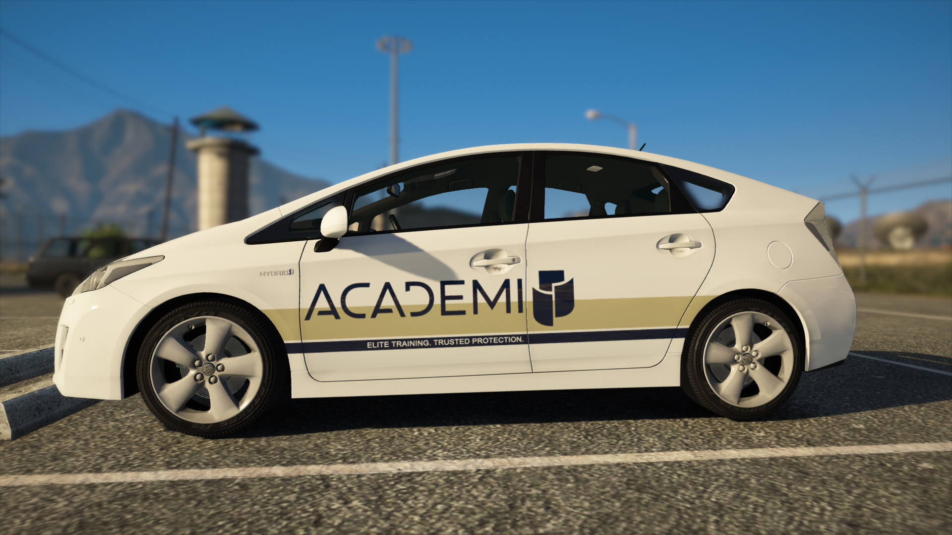 toyota prius academi livery gta5. Black Bedroom Furniture Sets. Home Design Ideas