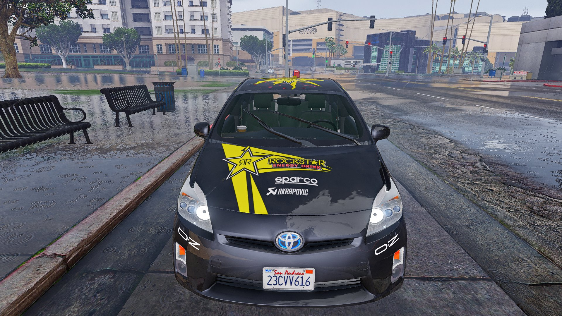 Toyota Prius [Add-On / Replace | Wipers | Template | Tuning