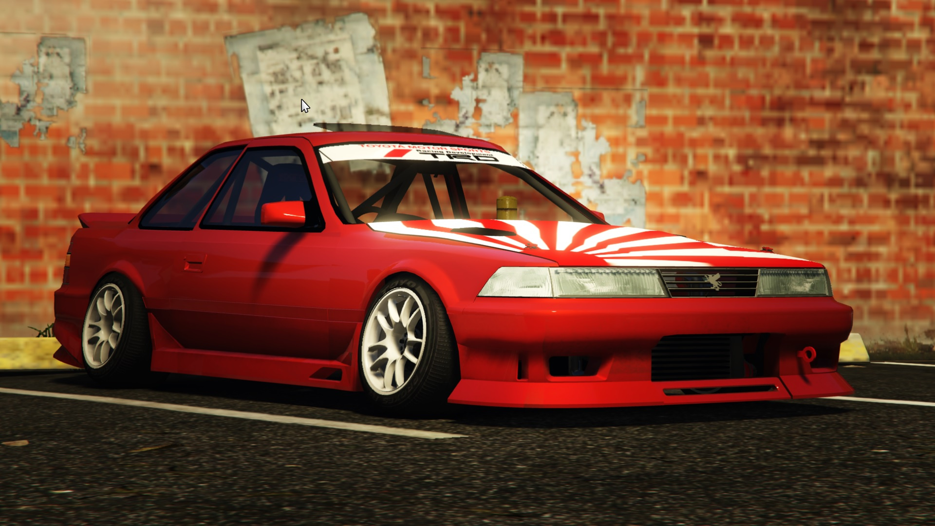 Toyota Soarer GZ20 [Add-On / Replace | Stanced / Non-Stanced