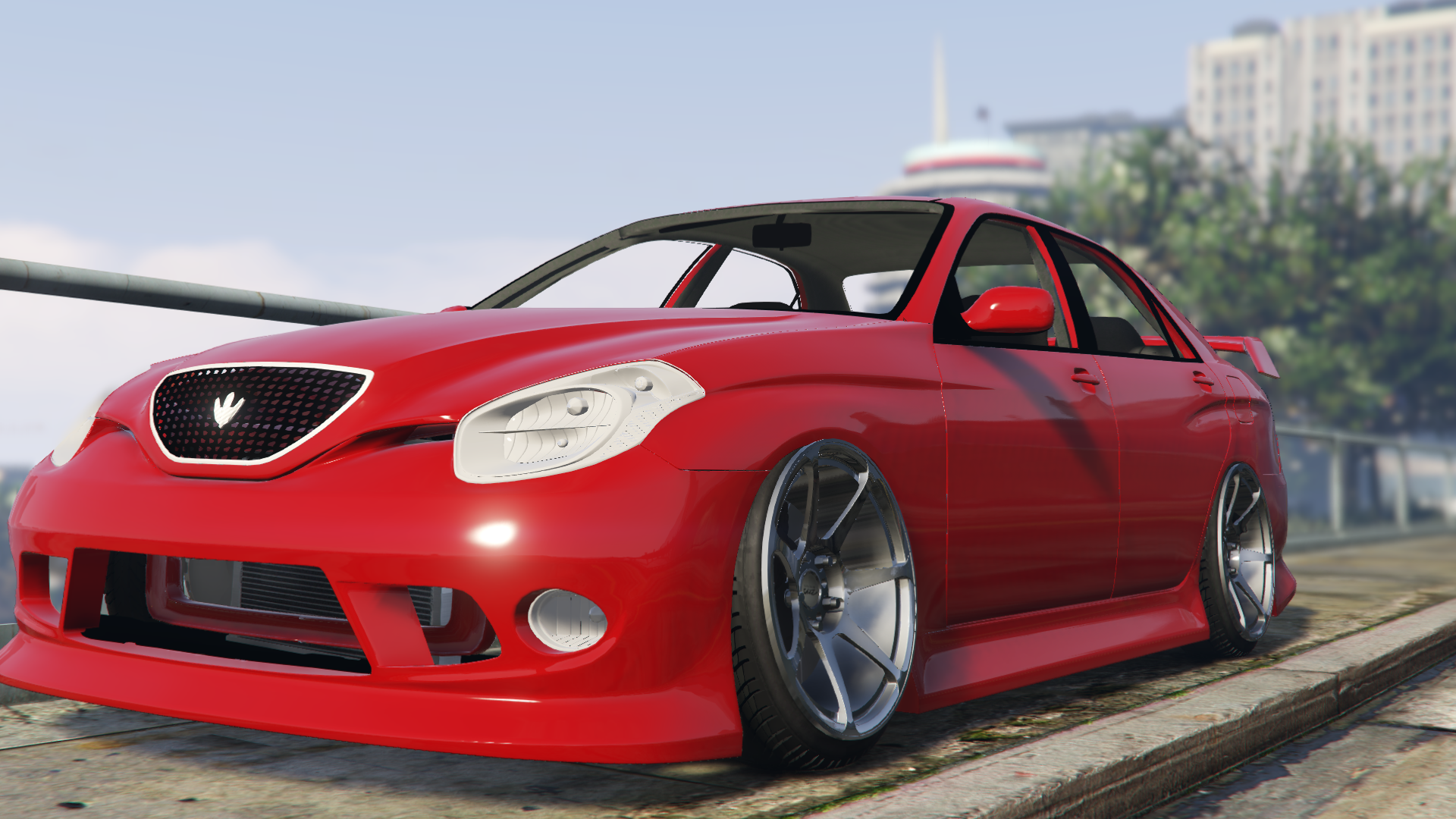Toyota Verossa Jzx110 Add On Tuning Gta5 Mods Com